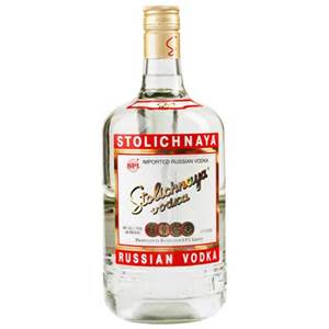 When Heaving Drinking and The Law Collide – Stolichnaya Vodka Trade Mark Dispute