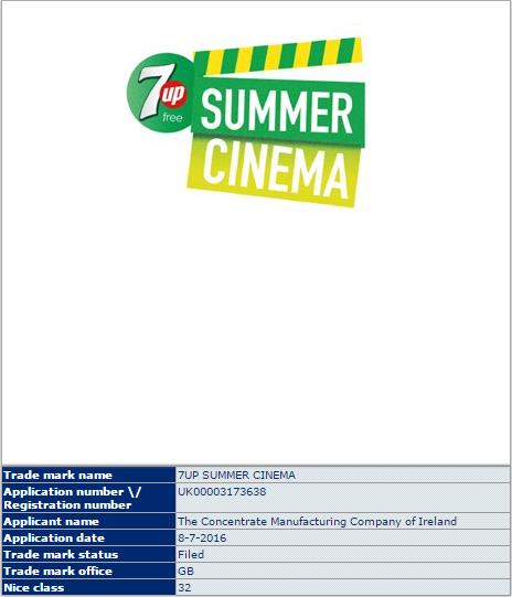 7Up Summer Cinema 2