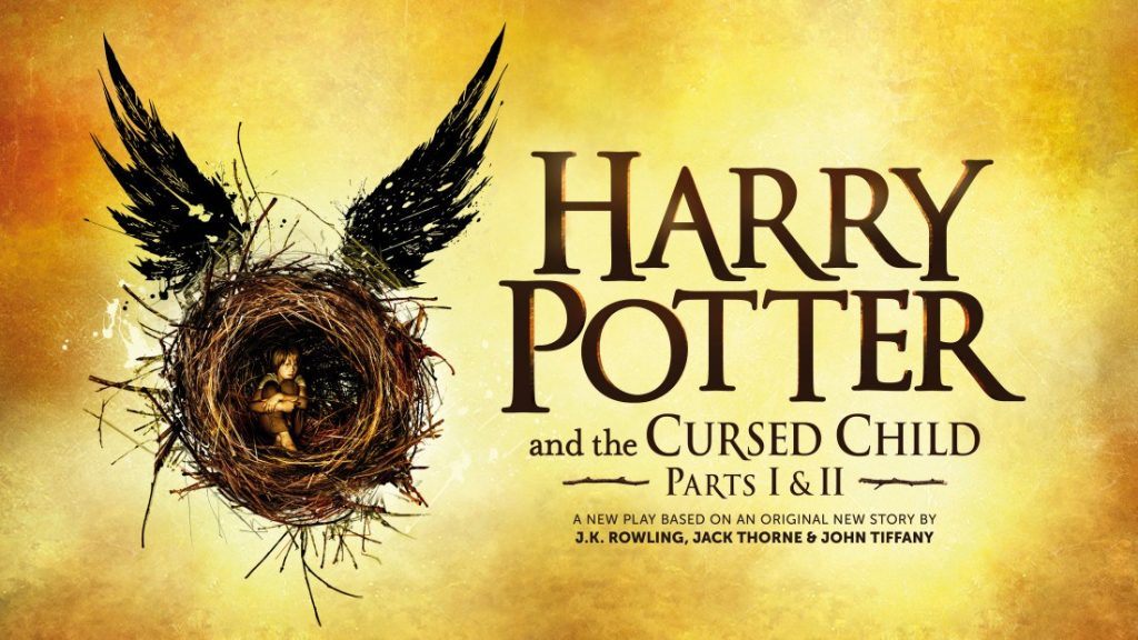 Warner Brothers Apply for Harry Potter and the Cursed Child Trademark….FOR MOVIES (and other things)