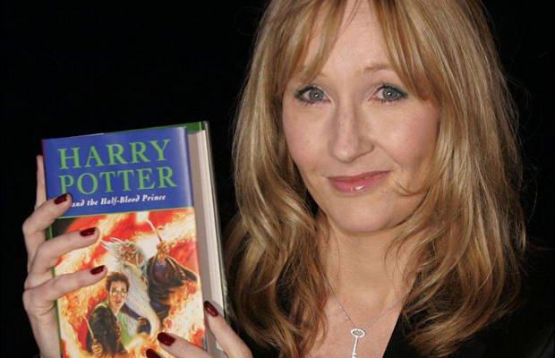 JK Rowling Pic