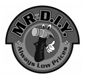 Mr DIY Trademark Application