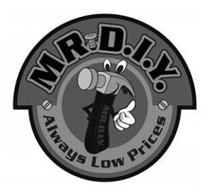Mr DIY Trademark Application