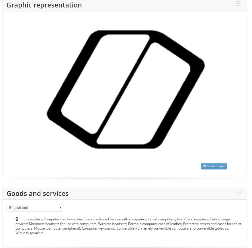 Samsung VR trademark logo