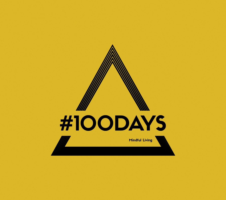 100 days mindful living