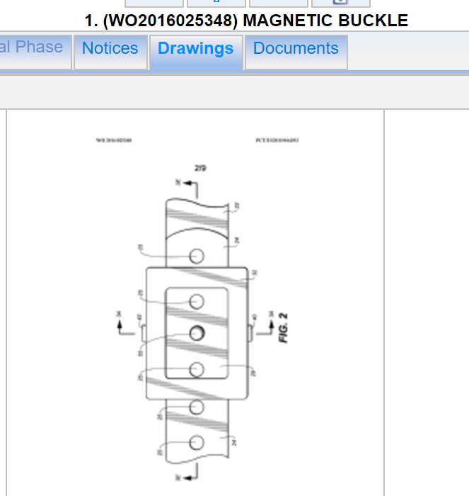 Apple Watch Magnetic Buckle