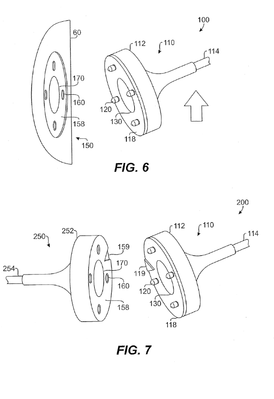 Magnetic Connector for Electronic Device