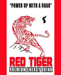 Red Tiger Trademark Application