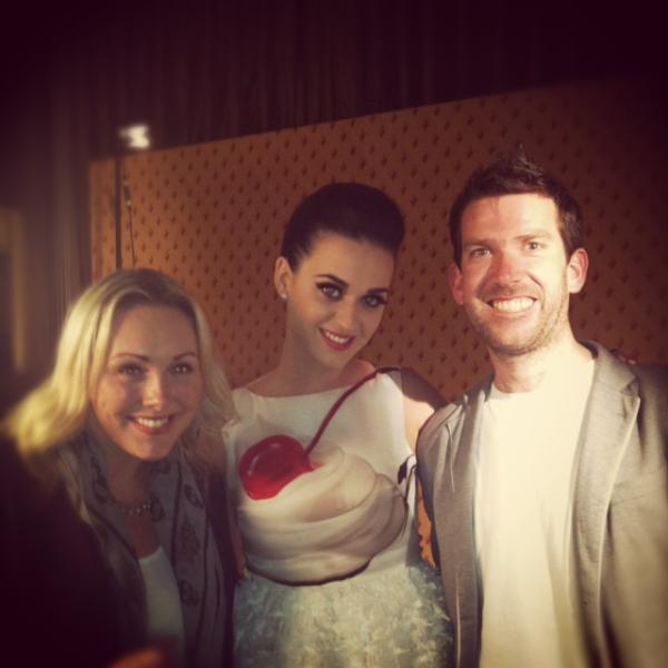 Katy Perry Brian Conroy