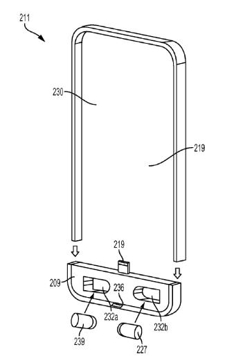 Wireless Earphone Charging attachment